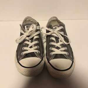 Chuck Taylor Low Rise Grey Converse All Stars
